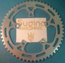 SUGINO CR0427 STANDARD 130MM 42T SILVER CHAINRING