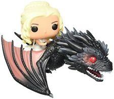 Funko - POP Rides: GOT - Drogon & Daenerys Brand New In Box