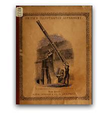 250 Antique Astronomy Books onDVD- Telescope Stars Planets Solar Science Moon 62