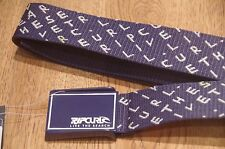 RIP CURL REVOLUTION WEB BELT in TRUE BLUE - MENS BELT - WEBBING