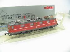 MÄRKLIN 3636 E-LOK SERIE  Ae 6/6 ROT der SBB  DIGITAL  NH7049
