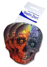 Flight-Set EMPIRE® Metallic 2D Skull