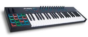 ALESIS VI49 USB MIDI-Pad/Keyboard-Controller