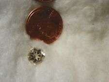 Danburite 2.37 Carats 8.44 MM. Round x 5.29 Eye Clean Slight Natural Inclusions