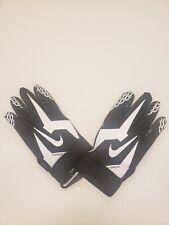 Nike Torque NFL Football Gloves Black/White Size 2XL