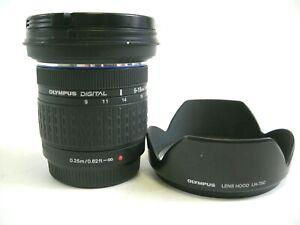 Olympus Zuiko 9-18mm f/4.0-5.6 ED Lens