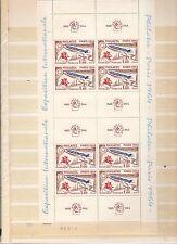 090916) ANNEES 1964......BLOC PHILATEC numéro LUXES gomme miroir