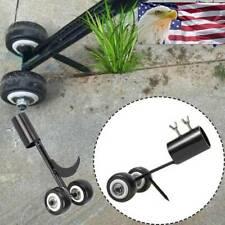 Weeds Snatcher Lawn Mower Weeding Head Steel Garden Weed Razor Trimming Tool