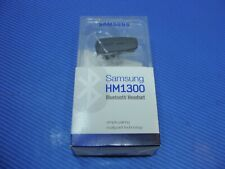 Samsung HM1300 Black Bluetooth Headset in Retail Packaging (BHM1300NBACSTA)