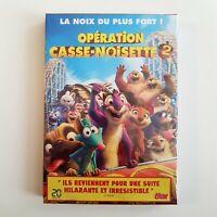 prix explosé ! _ OPÉRATION CASSE-NOISETTE #2 (LA SUITE)  ♦ DVD NEUF - ANIMÉ ♦