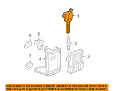 GM OEM-Ignition Coil 12629472