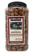 Kirkland Signature Peanut Butter Filled Pretzel Nuggets 55 OZ