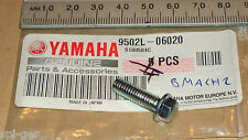 YBR125 XT125 New Genuine Yamaha Cylinder Head Side Cover Bolt P/No. 9502L-06020