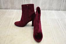 Madden Girl Fancie Boot - Women's Size 6, Burgundy