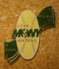 UTAH Mosny viaggio Team Softball PIN-USA