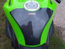 Kawasaki ZX10R carbon fibre tank shield 2008-2010
