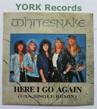 """WHITESNAKE - Give Me All Your Love - Excellent Condition 7"""" Single EMI EM 23"""