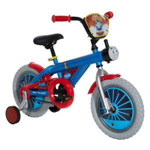 "Dynacraft 8514-96 Children's Thomas and Friends Themed Beginner Street Bike, 14"""