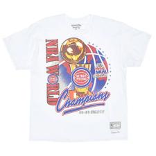 Detroit Pistons Vintage Champs 1990 NBA T-Shirt