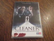 dvd cleaner un film de renny harlin