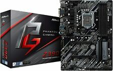 ASRock Phantom Gaming 4 Coffee Lake Intel Z390 ATX Motherboard 90-MXB8X0-A0UAYZ