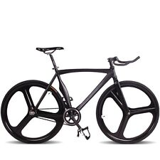 700CC Profession Three Knife Wheel Aluminum Alloy Fixed Gear Bicycle Fixie Bike