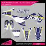 JKs Graphics Kit / Husqvarna TC / FC / TE / FE 125 150 250 350 450 / 2000 - 2020