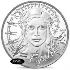 Pièce 20 euros commémorative FRANCE 2018 - Marianne - en argent 900/1000 - UNC