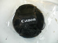 52mm center pinch Lens cap for Canon