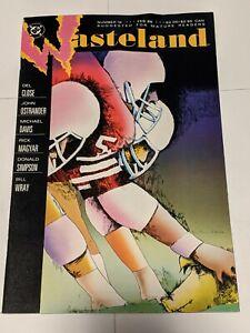 Wasteland #16 February 1989 DC Comics