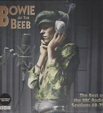 "DAVID BOWIE - BOX 4 LP 33 GIRI 180g. CELOPHANATO "" BOWIE AT THE BEEB """