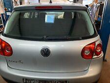VW Golf 5 V Limousine 5 Türer Heckklappe Kofferraumdeckel mit Heckscheibe