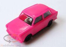 SES Trabant P-601 S Limousine Trabi DDR Osten Ostalgie Auto pink Scale 1:87 NEU