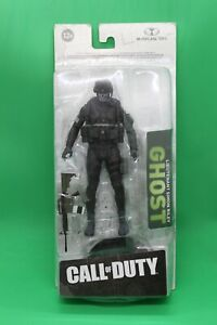 Mcfarlane Call of Duty Black Ops 4 Lieutenant Simon Riley Ghost Figure