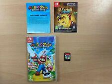 (Pa2) Mario Plus Rabbids Reino batalla-Nintendo Switch Juego 2017