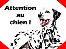 Avertissement Format A4 Doberman méfiez-vous des chiens signe en métal Sécurité signe de chien de garde.