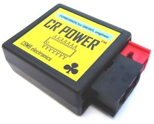 Chip Tuning Power Box Diesel Peugeot 307 II  1.6 HDI 2005-2008 80KW 109PS + 19PS