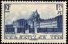n°379 cote Y&T 46€ Saisons nationales d'Art français, château de Versailles