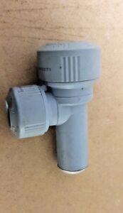 Hepworth Hep2O fittings Push-Fit Reducing Tee 22 x 22 x 15mm hd15/22 X10 New