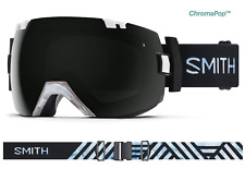 NEW Smith I/OX Goggles-Black Squall-Chromapop Black+Storm-SAME DAY SHIPPING!