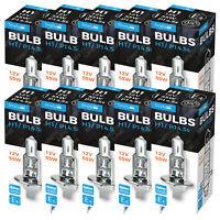 10 x H1 448 CAR HALOGEN HEADLAMP HEAD LIGHT FOG BULBS 12V 55W