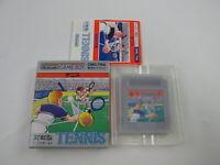 Tennis Game Boy Japan Ver GB