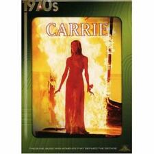 Carrie On DVD With Sissy Spacek Horror Very Good E69