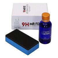 Car Paint Protector Nano Coating Liquid 9H Heat Scratch Proof Kit Supply
