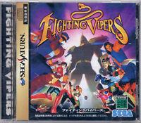 (Used) Sega Saturn Fighting Vipers [Japan Import]、