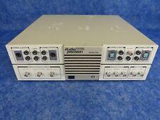 Audio Precision System One A Audio Analyzer With Swr 122m Amp Swr 122f Pci Card