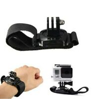 360 Degree Rotating Arm Band Hand Strap Wristband for GoPro Hero3+/3 Accessories