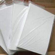 "Papel de transferencia de inyección de tinta Hoja 1/11"" X 17"" (para prendas Oscuro)"