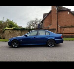 BMW M5 E39 LOW MILEAGE Full HISTORY hpi clear