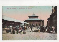 Plaza Del Mercado Las Palmas Gran Canaria Spain Vintage Postcard 678b